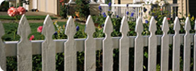 Pressure Cleaning Charleston SC | Pressure Washing | White Picket Fence